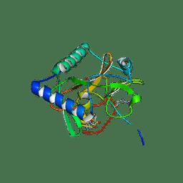 Molmil generated image of 5va6