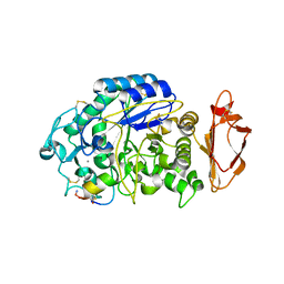 Molmil generated image of 5va9