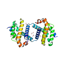 Molmil generated image of 5vx3