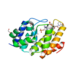 Molmil generated image of 5vxa