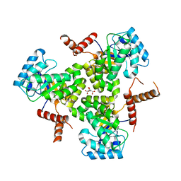 Molmil generated image of 5vxs