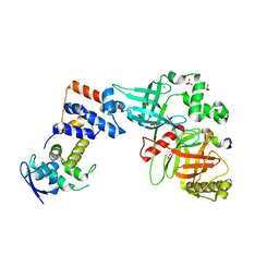 Molmil generated image of 5vzu