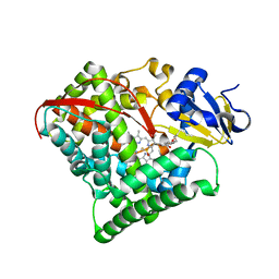 Molmil generated image of 5xa3