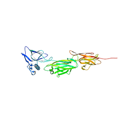 Molmil generated image of 5xcc