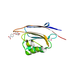 Molmil generated image of 5xfc