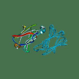 Molmil generated image of 5xg7