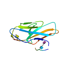 Molmil generated image of 5xof