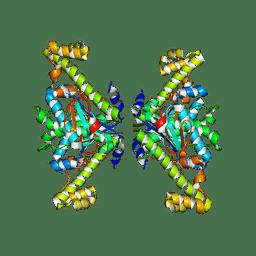 Molmil generated image of 5xox