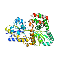 Molmil generated image of 5xpj
