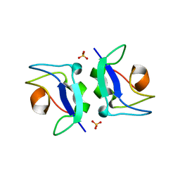 Molmil generated image of 5xqp