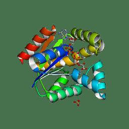Molmil generated image of 5xru