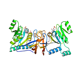 Molmil generated image of 5xv0