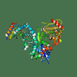 Molmil generated image of 5ya2