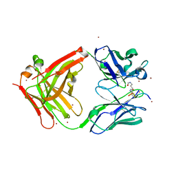 Molmil generated image of 5ye4
