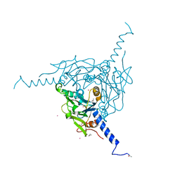 Molmil generated image of 5yha