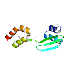 Molmil generated image of 5yhr
