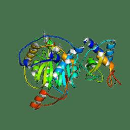 Molmil generated image of 5ynf