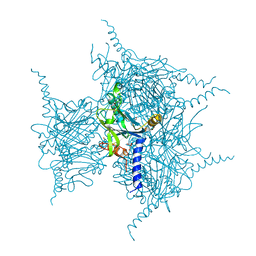 Molmil generated image of 5yr1
