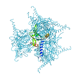 Molmil generated image of 5yrc