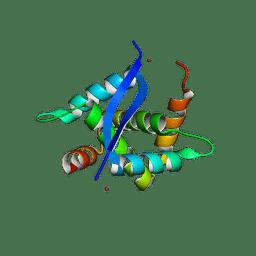 Molmil generated image of 5ytq