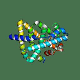 Molmil generated image of 5yxl