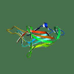 Molmil generated image of 5zhu