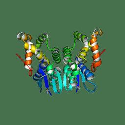 Molmil generated image of 5zkf
