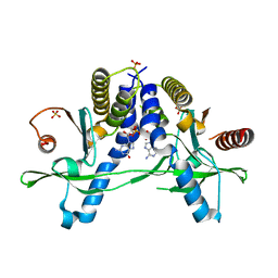 Molmil generated image of 6a05