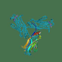 Molmil generated image of 6axj