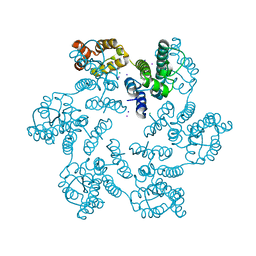 Molmil generated image of 6axr