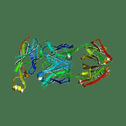Molmil generated image of 6az2