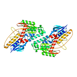 Molmil generated image of 6bdo