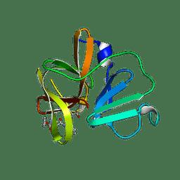 Molmil generated image of 6bib