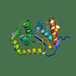 Molmil generated image of 6bqx