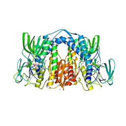 Molmil generated image of 6bz0