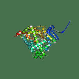 Molmil generated image of 6ciz