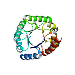 Molmil generated image of 6clu