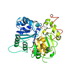 Molmil generated image of 6djg