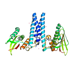 Molmil generated image of 6dk7