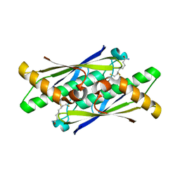 Molmil generated image of 6ebd