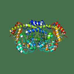 Molmil generated image of 6ewq