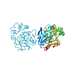 Molmil generated image of 6fr2