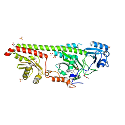 Molmil generated image of 6g1z
