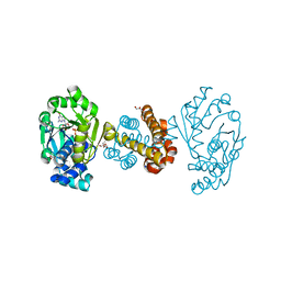 Molmil generated image of 6hac