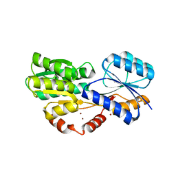 Molmil generated image of 6hbm