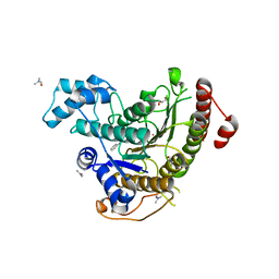 Molmil generated image of 6hu2