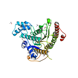 Molmil generated image of 6hu3