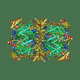 Molmil generated image of 6hvv