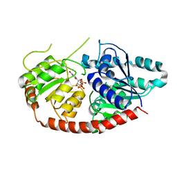 Molmil generated image of 6ij9