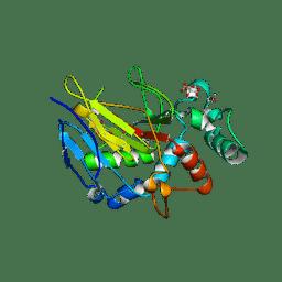 Molmil generated image of 6ima